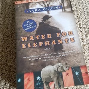 Water For Elephants - book